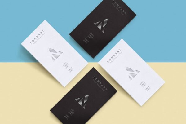 Different Types of Business Cards